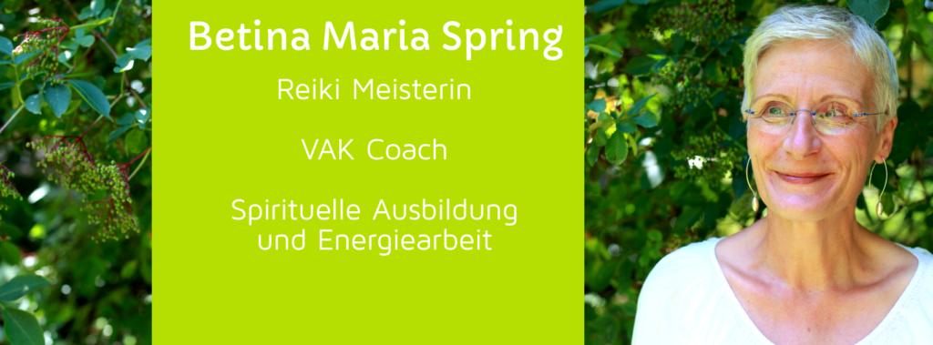 Betina Maria Spring - SpringPunkt Magdeburg